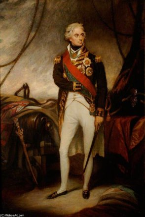 Sir+William+Beechey-Horatio+Nelson+-+(2)